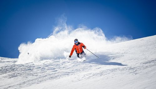 3 ski resorts near to us, you reach the skibus in only a few meters